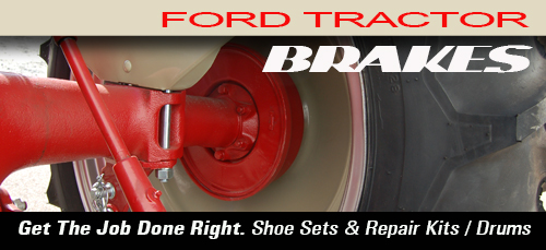 featured ford tractor products