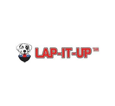 Lap-It-Up Dog
