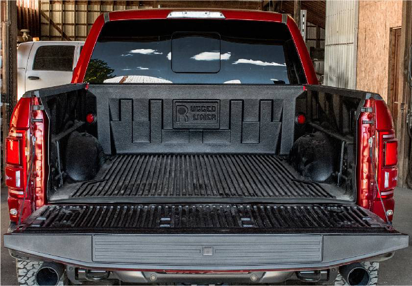 Rugged Liner - Red Truck