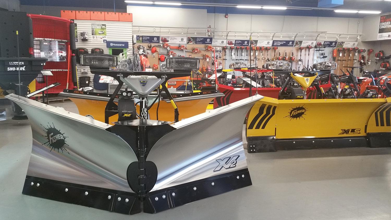 </br>Hitch City - Mississauga Location - Snow Equipment