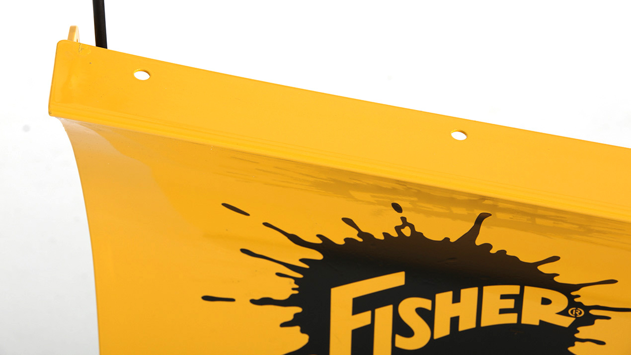 Fisher® HS - PRE-PUNCHED BLADES FOR ACCESSORIES
