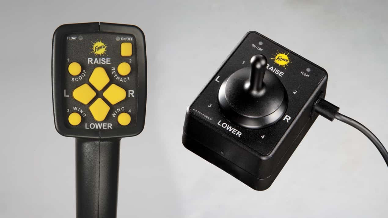 Fisher® HS - UNIVERSAL CONTROL OPTIONS
