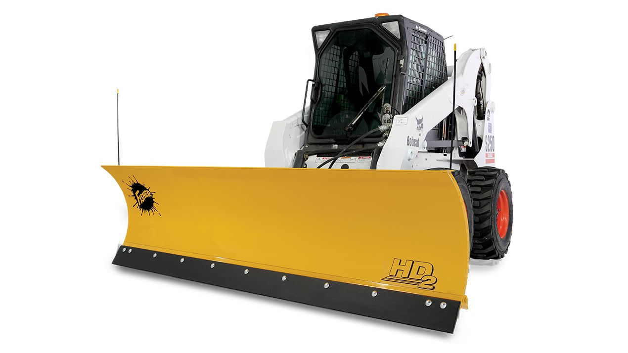 Fisher® HD2™ - for Skid-Steers