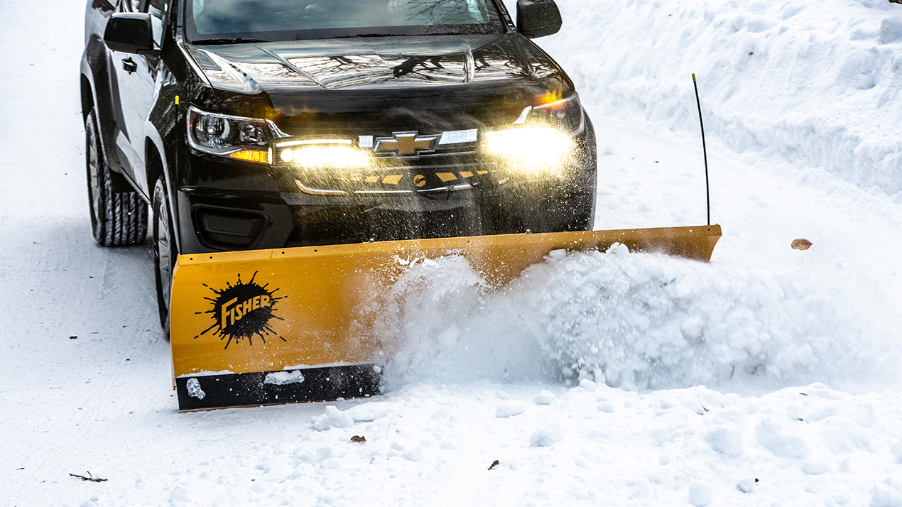 FISHER® HS Compact Snowplow