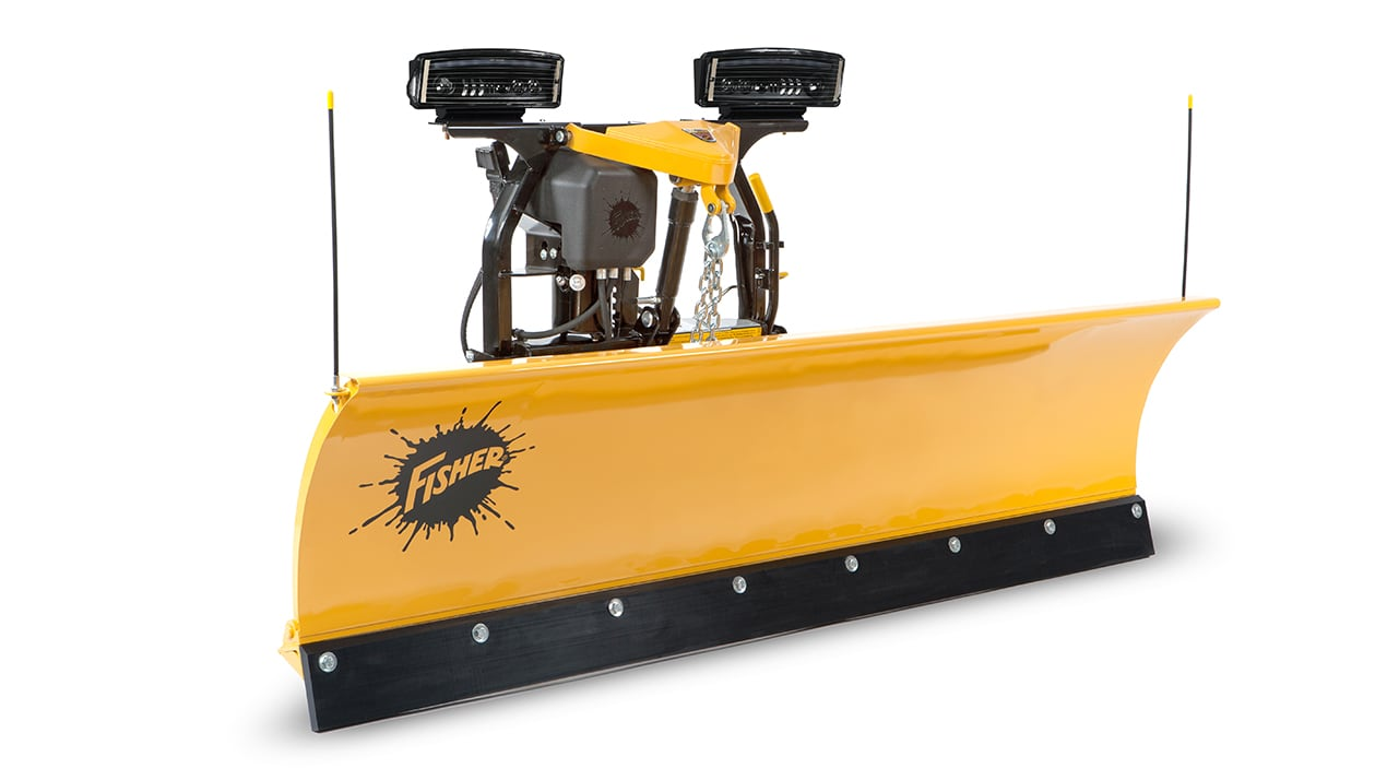 FISHER® SD SERIES Half-Ton Snowplow