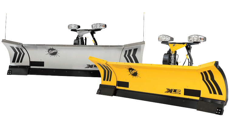 Fisher® XLS™ - PLOW BLADE CONSTRUCTION