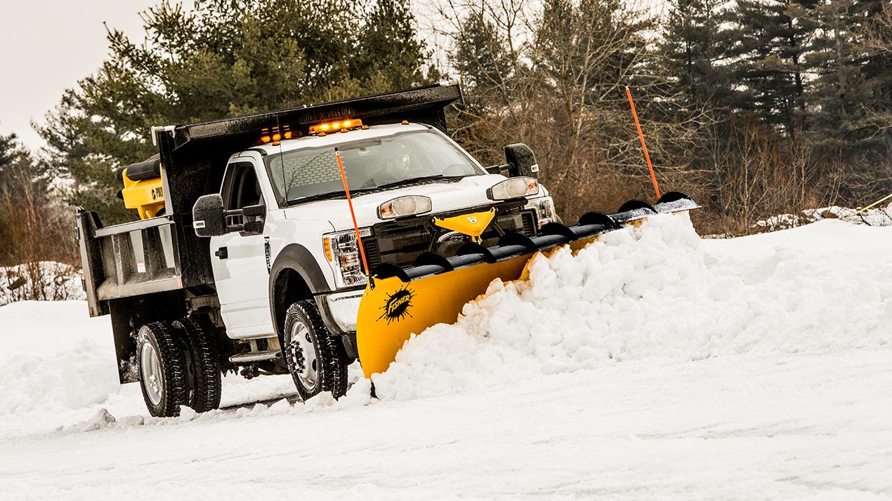 FISHER® HC Heavy Contractor Snowplow