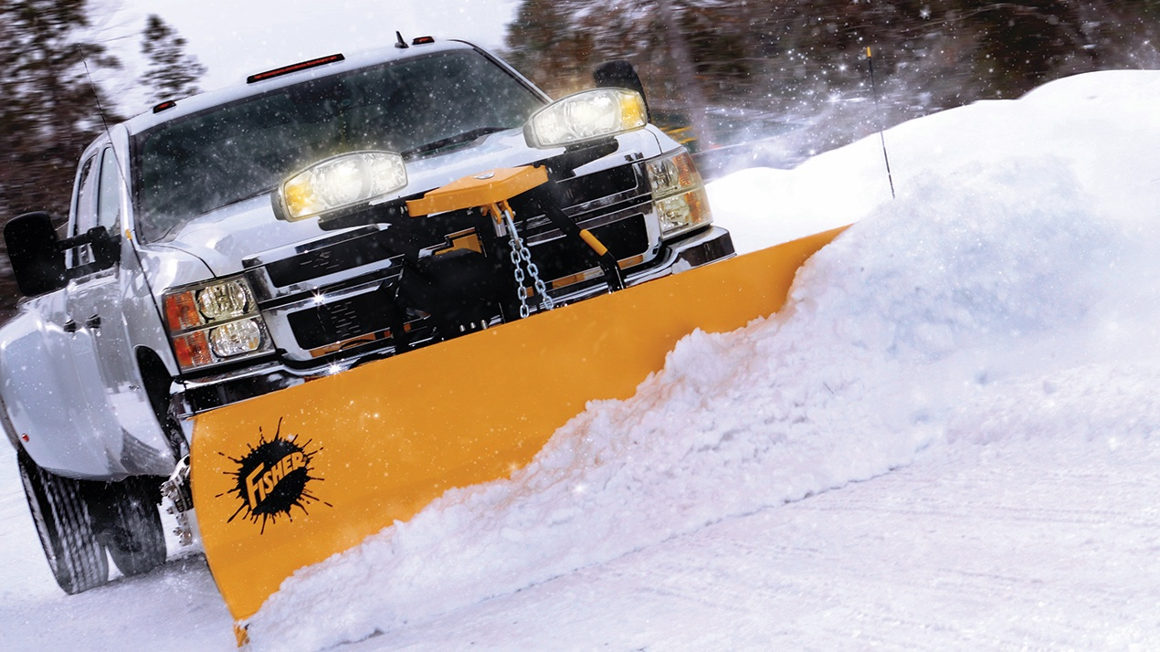 Fisher® HD2™ - PLOW BLADE CONSTRUCTION