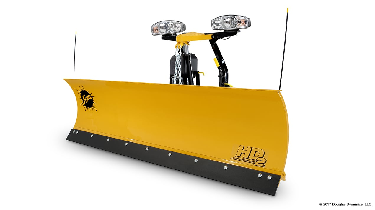 FISHER® HD2™ Snowplow