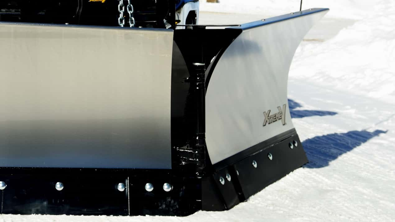 Fisher® XtremeV™ - CENTER SNOW CONTROL