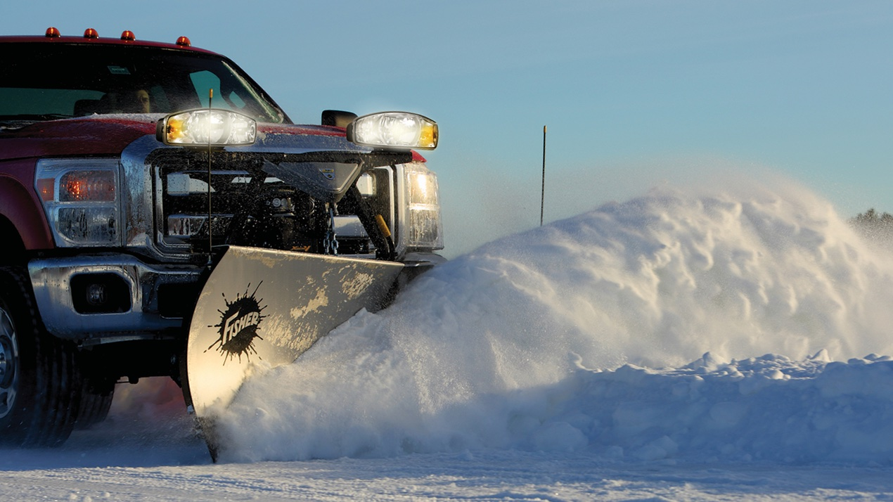 Fisher® XTREMEV™ - PLOW BLADE CONSTRUCTION