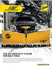 Fisher EZ-V® V-Plow Sell Sheet