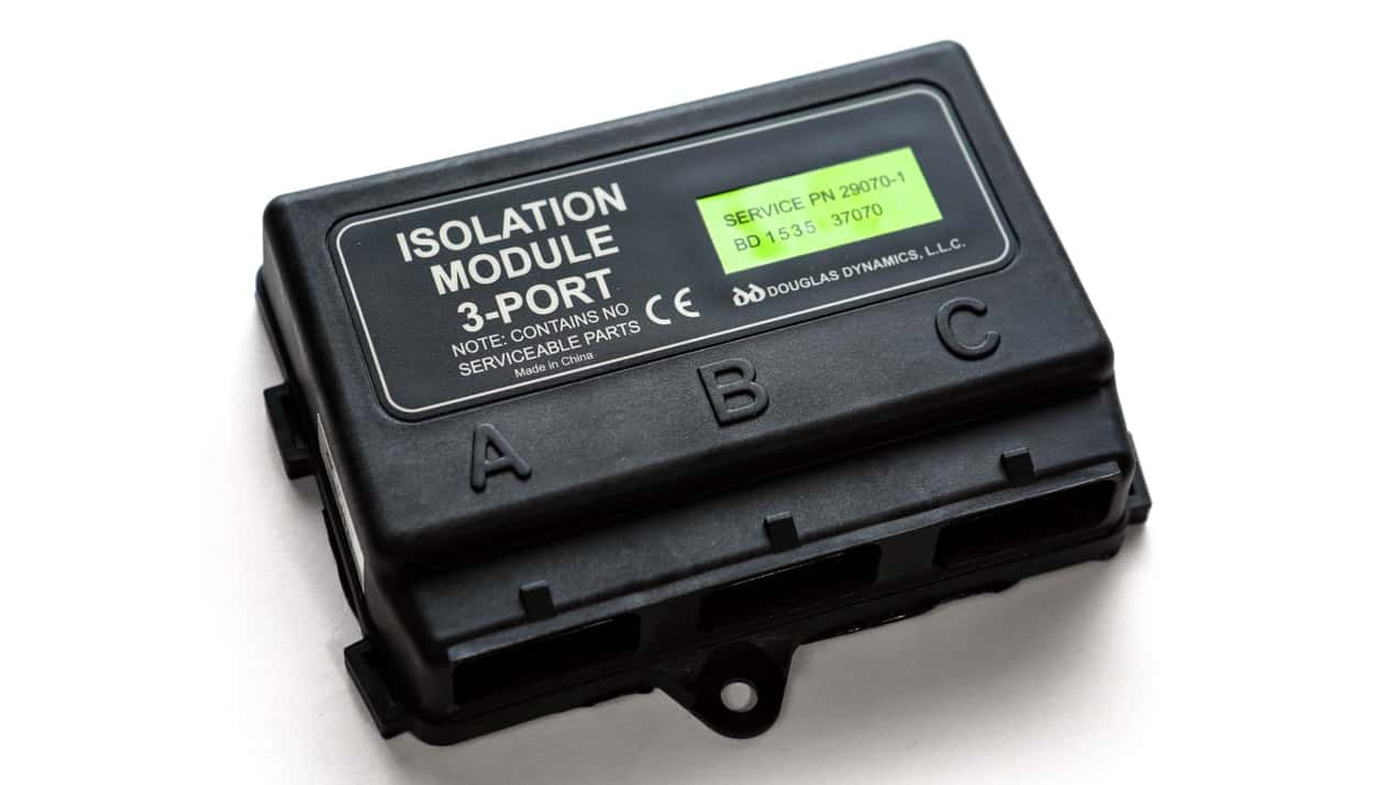 Fisher® HS - ISOLATION MODULE