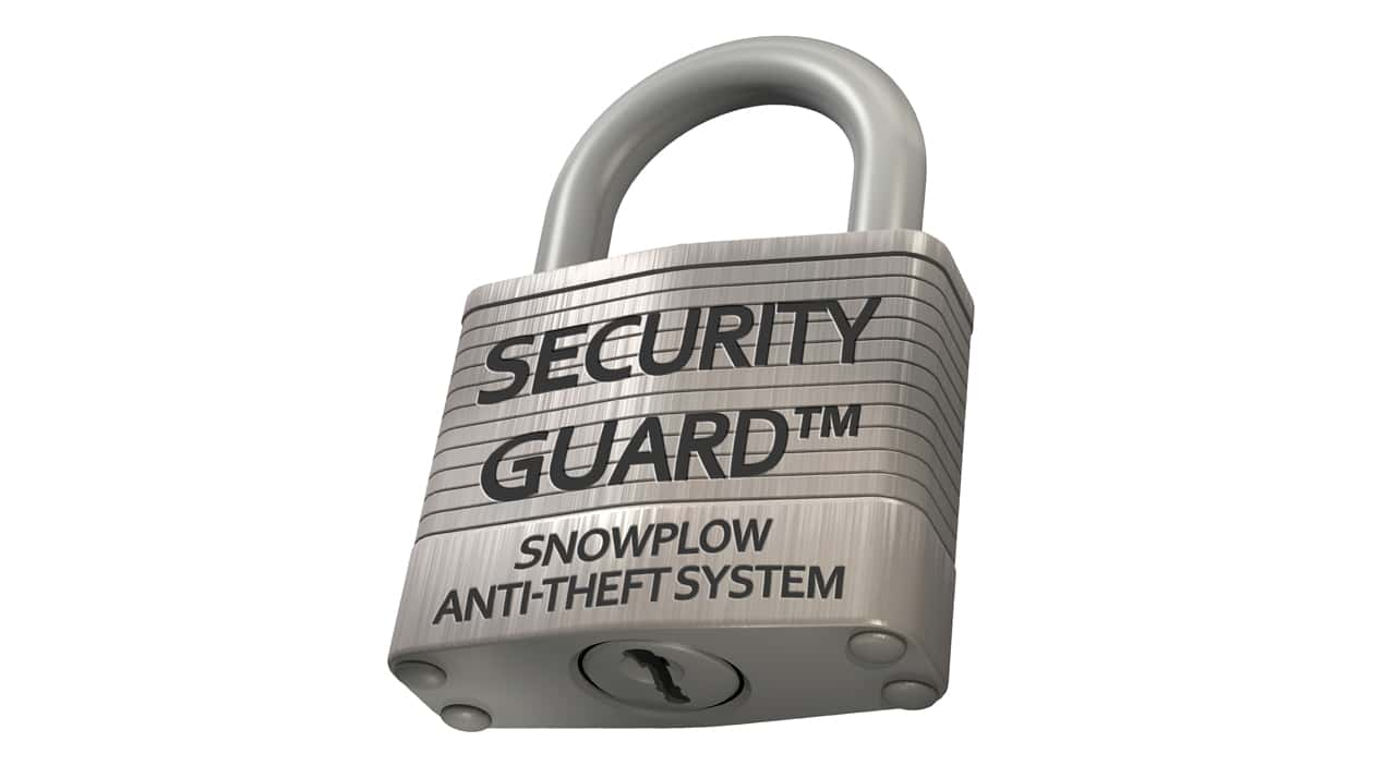 Fisher® HS - SECURITY GUARD™ ANTI-THEFT SYSTEM