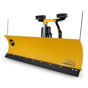 Fisher HD2 Snowplow