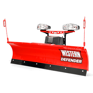 Western Defender Snowplow