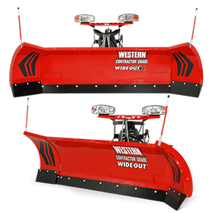 Western Wide-Out & Wide-Out XL Snowplow
