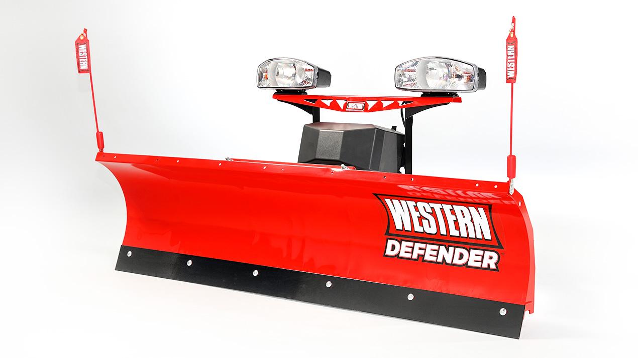 Western Defender™ - PLOW BLADE CONSTRUCTION
