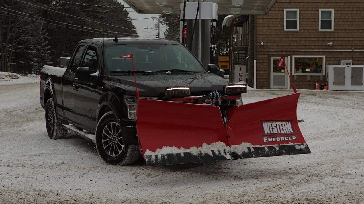 Western ENFORCER™ V-Plow
