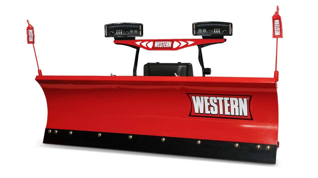 Western HTS™ - PLOW BLADE CONSTRUCTION