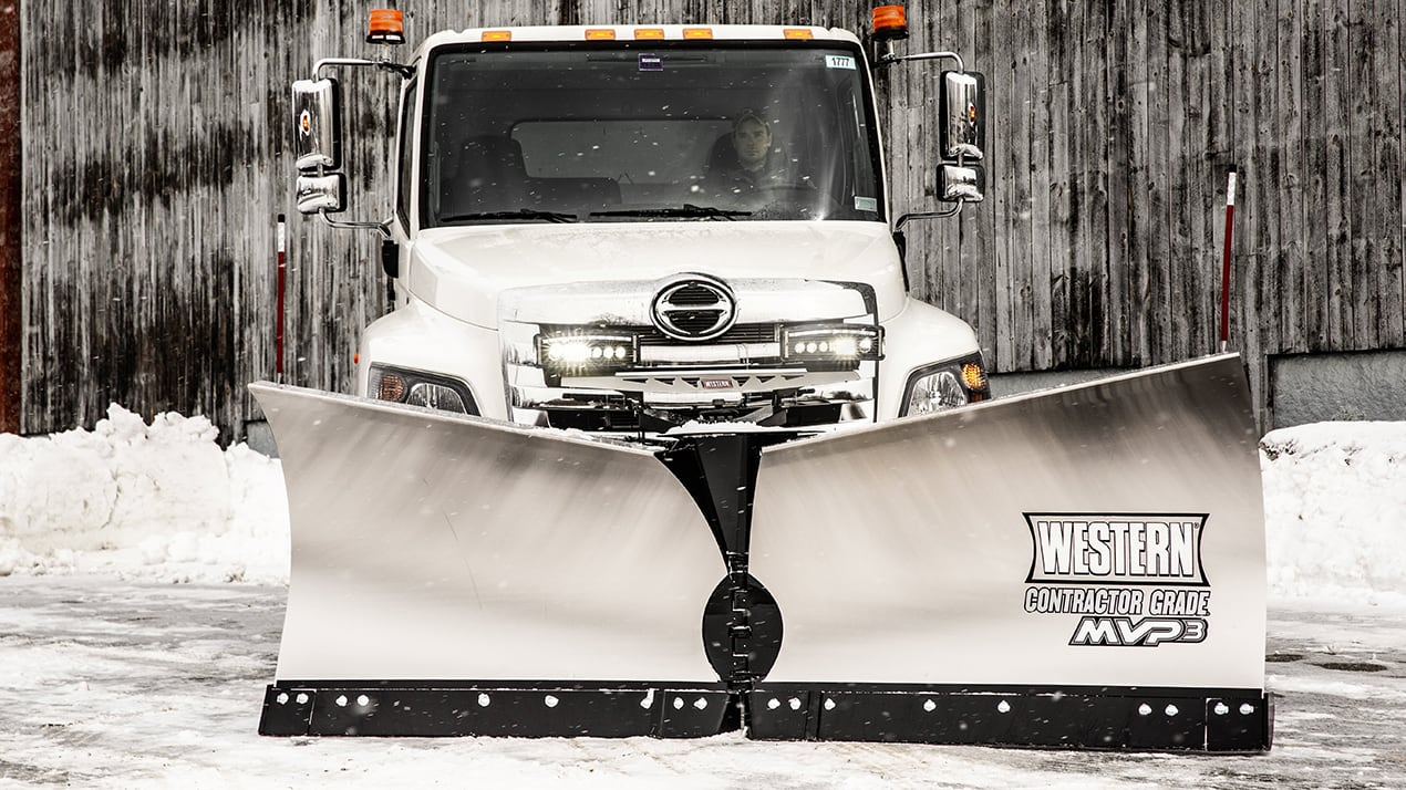Western MVP 3™ Stainless Steel V-Plow