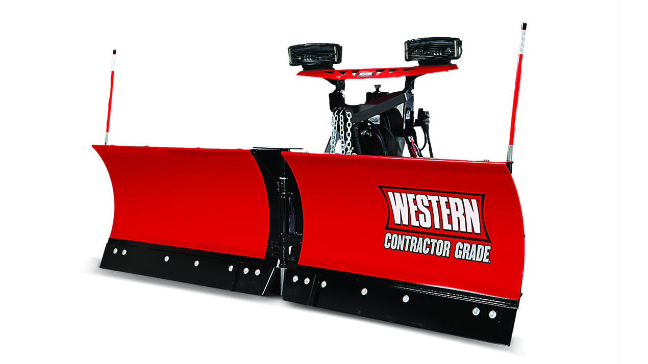 Western MVP PLUS™ - PLOW BLADE CONSTRUCTION