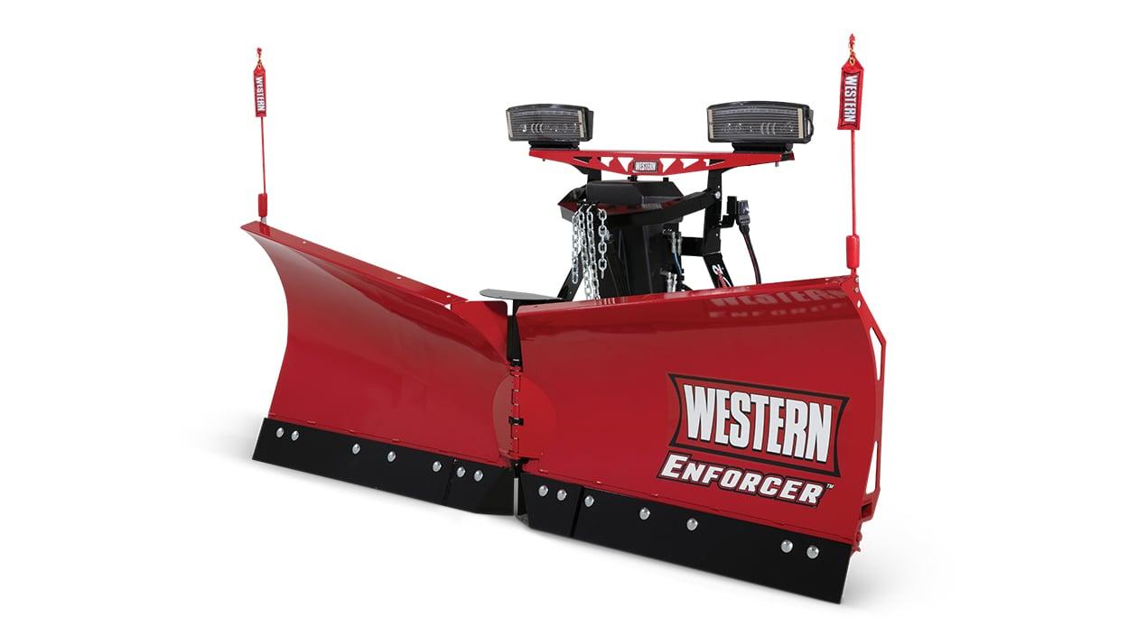 Western ENFORCER™ - PLOW BLADE CONSTRUCTION