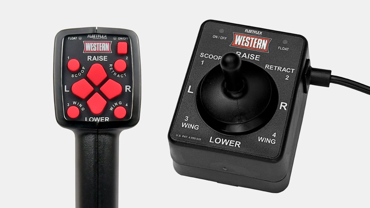 Western ENFORCER™ - CONTROL OPTIONS