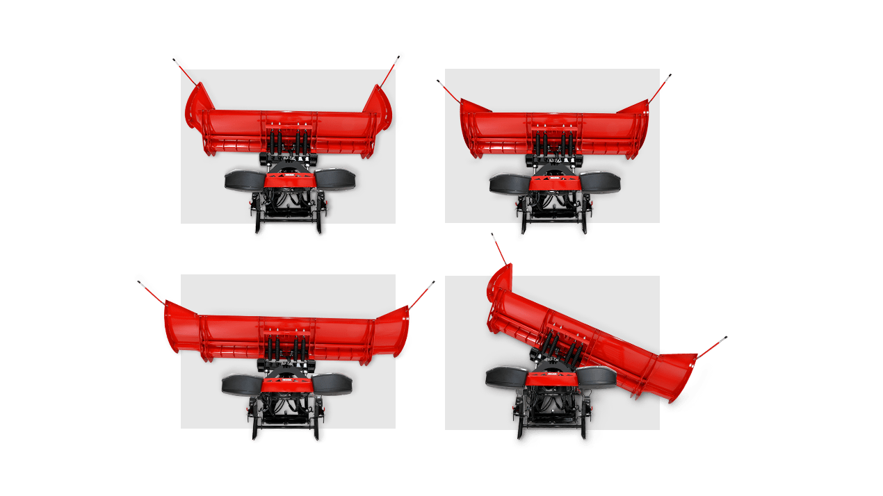 Western WIDE-OUT™ AND WIDE-OUT™ XL - FLARED WINGS FOR EFFICIENCY