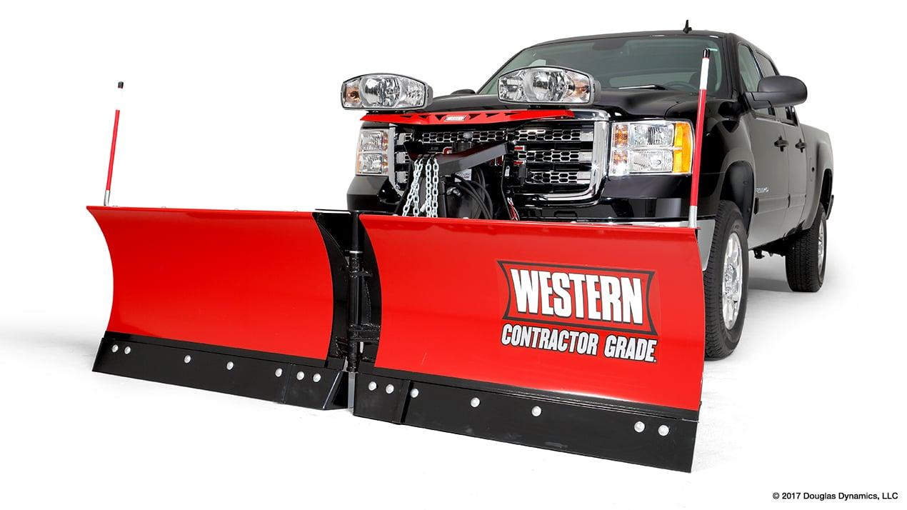 Western MVP PLUS™ V-Plow