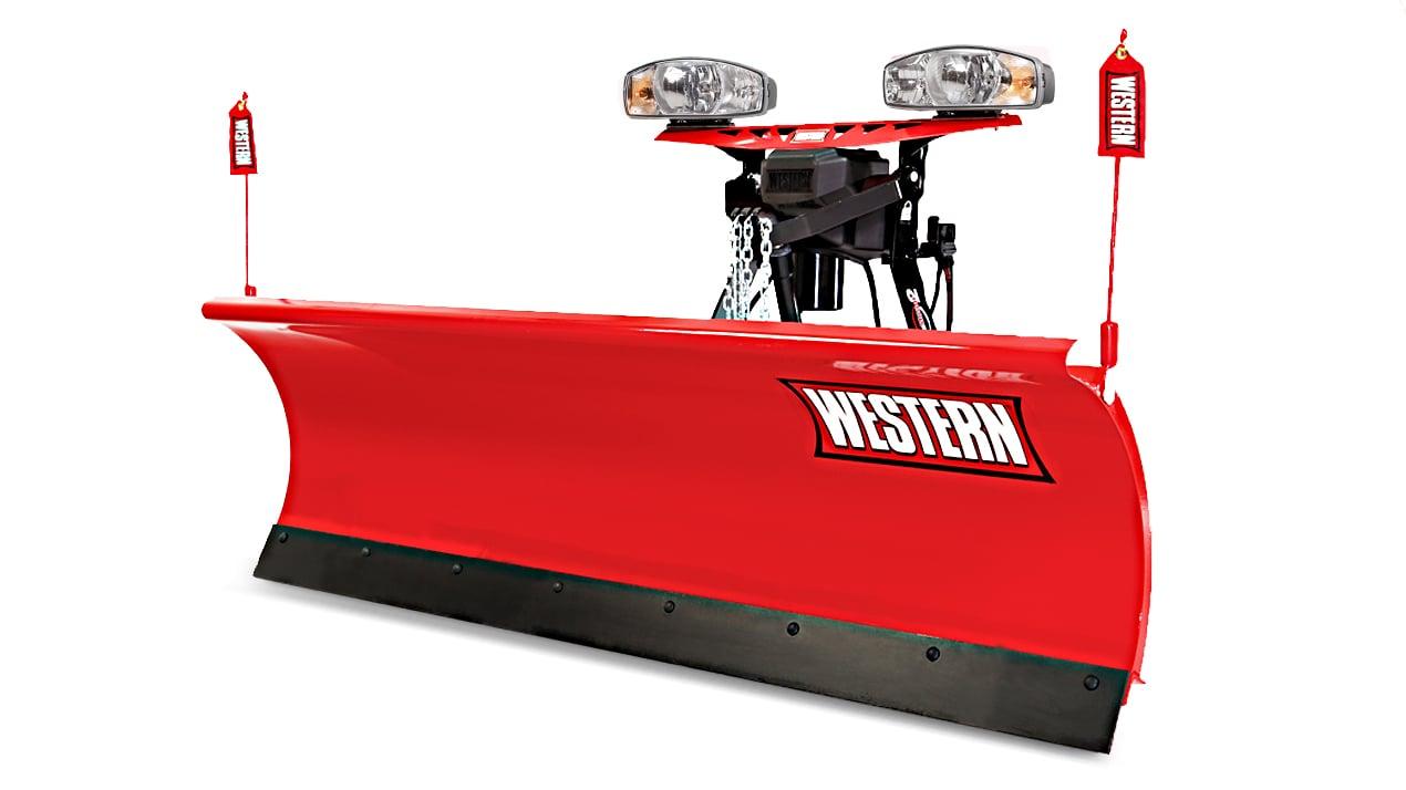 Western PRO-PLUS® - PLOW BLADE CONSTRUCTION
