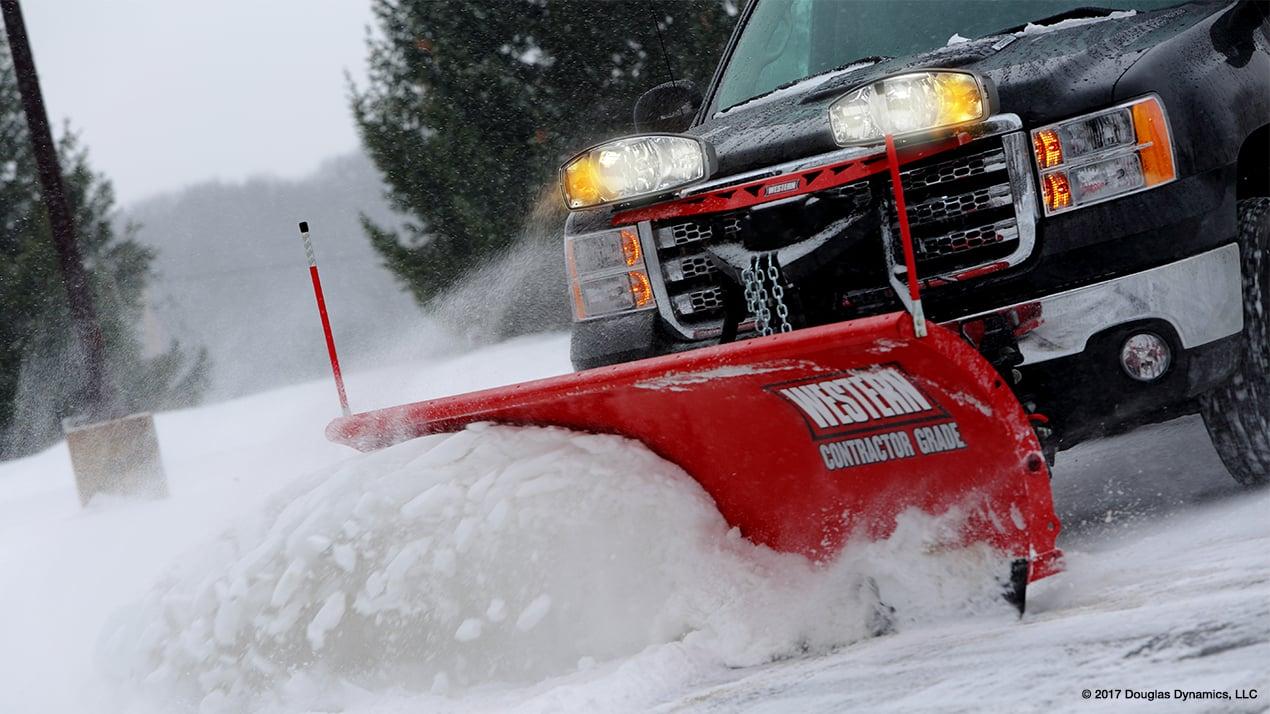 Western PRO-PLUS® Snowplow