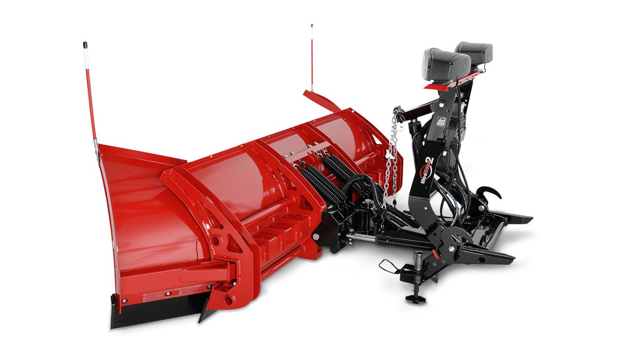 WESTERN® WIDE-OUT™ AND WIDE-OUT™ XL V-Plow