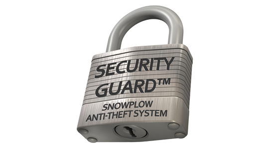 Western ENFORCER™ - SECURITY GUARD™ ANTI-THEFT SYSTEM